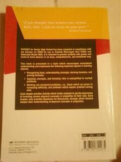 Buku Fisika bilingual kelas 10 SMA semester 2