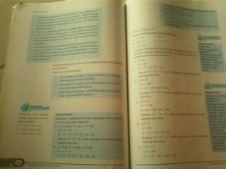 Buku Matematika BSE untuk kelas 8 SMP