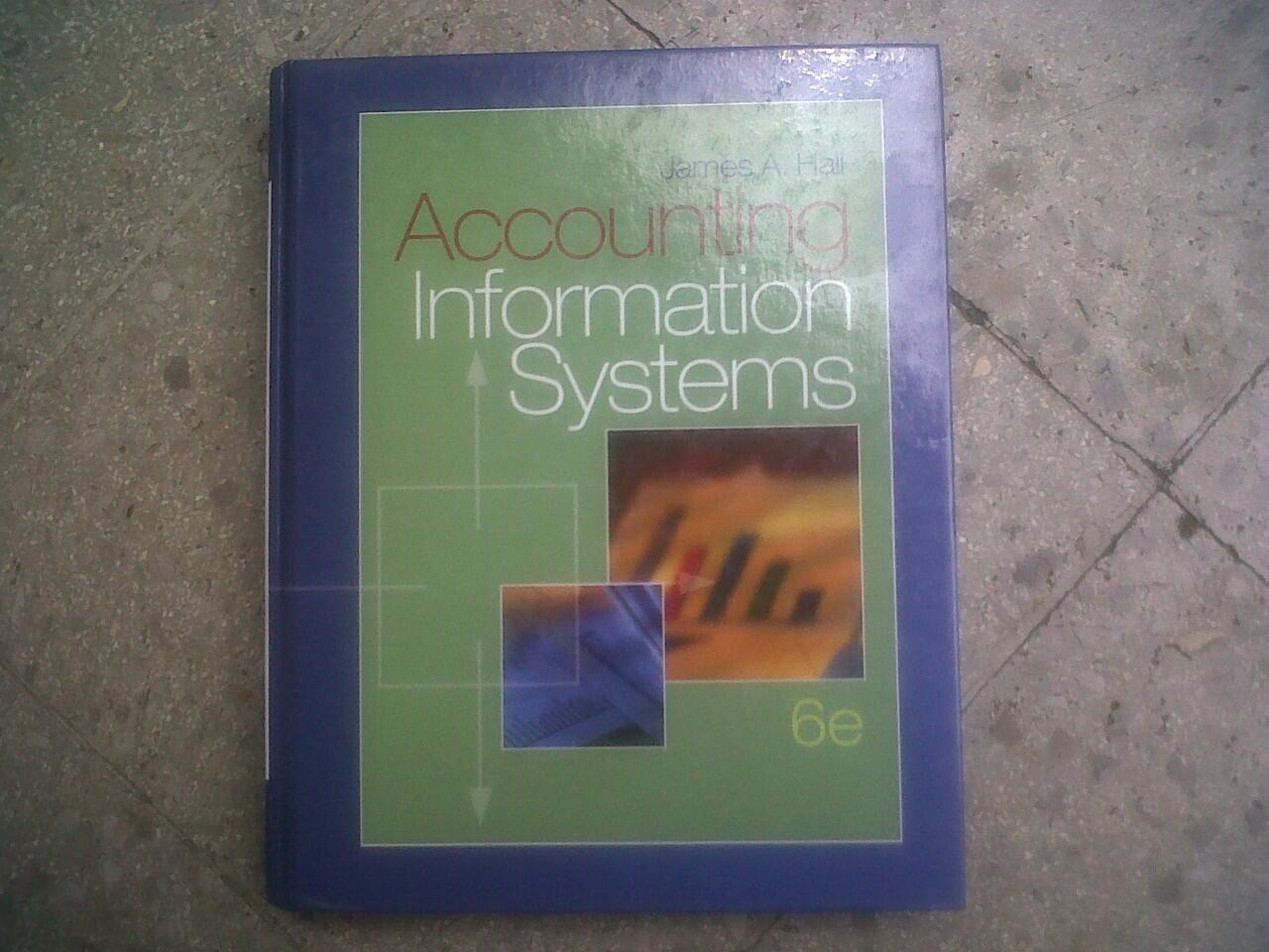 Buku accounting information sustem james A. hall