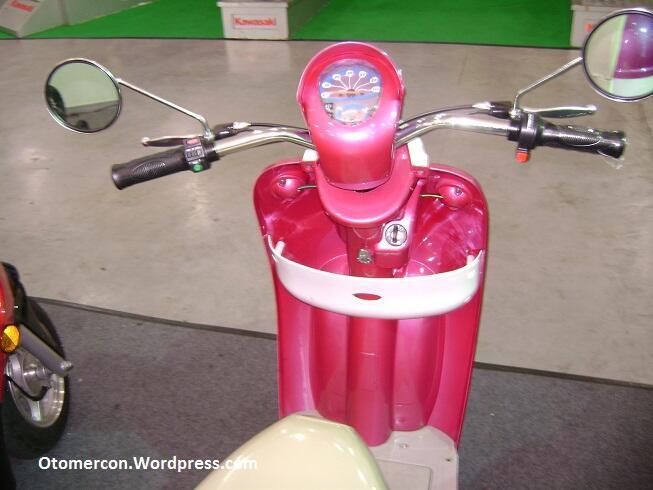 sepeda listrik trekko pinky hrg Rp.1.2 jt