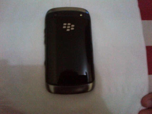 Dijual BB Orlando (9380) black..