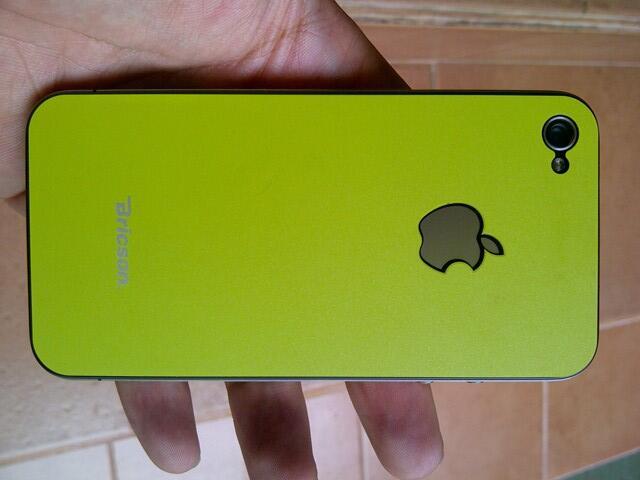 JUAL Iphone 4 32GB FU Black Bonus melimpah
