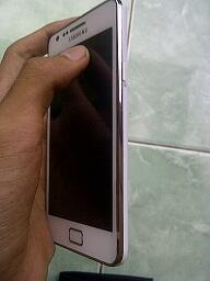 Samsung Galaxy S2 white SEIN