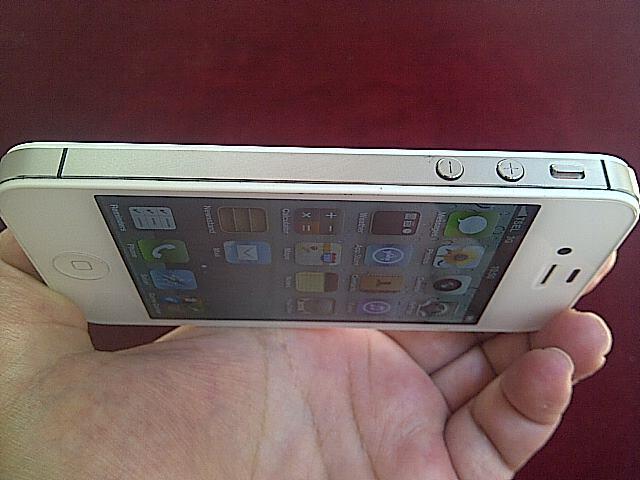 iPhone 4s White FU 32gb Murmer (Bandung only)