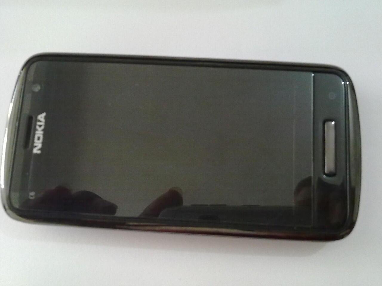 JUAL CEPAT NOKIA C6-01 (symbian Belle) KOMPLIT MULUS ISTIMEWA SEMARANG