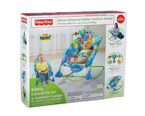 { www.istanatoys.net } === Fisherprice NewBorn To Toddler Portable Rocking === Promo