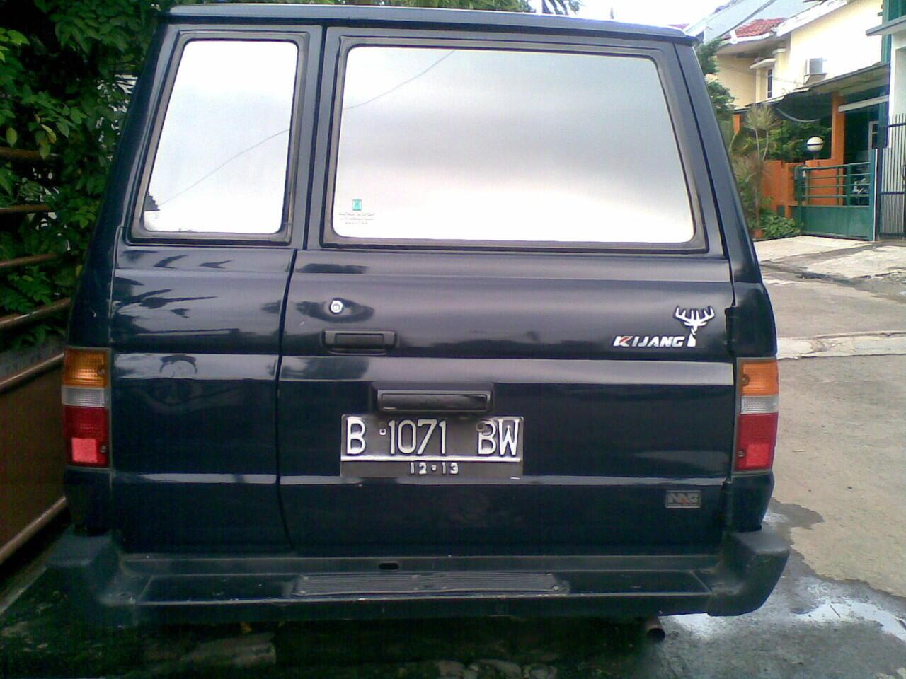 Dijual cepat! Mobil Toyota kijang thn 1993 Akhir, Butuh Uang, Tanpa Perantara!