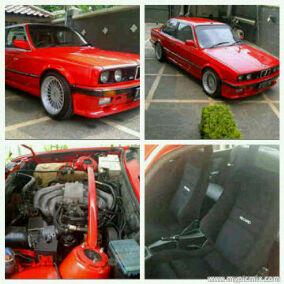 BMW e30 couple 323i th83