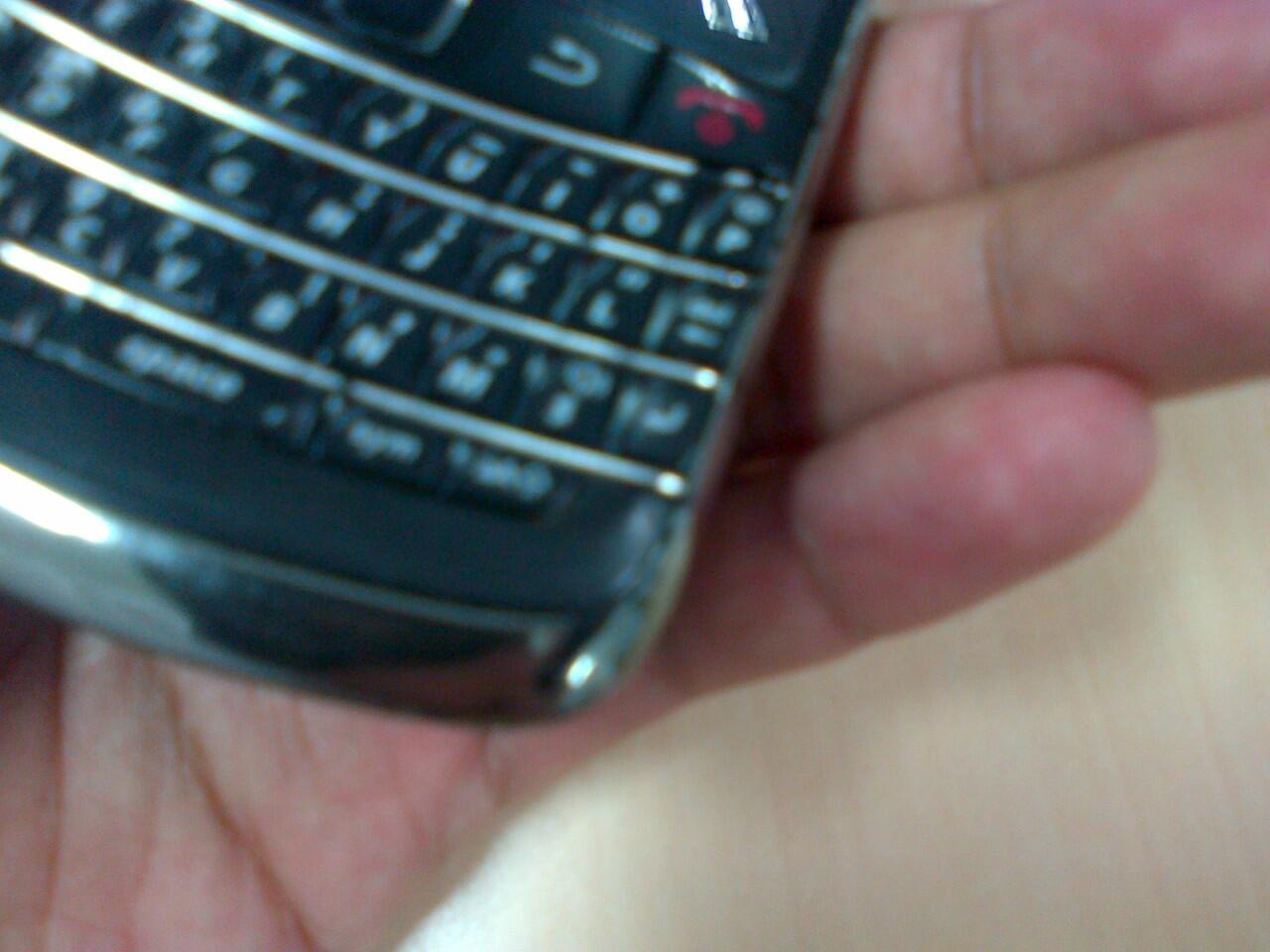 [For Sale] Blackberry / BB Onyx 1 / 9700 Batangan Condition !!!