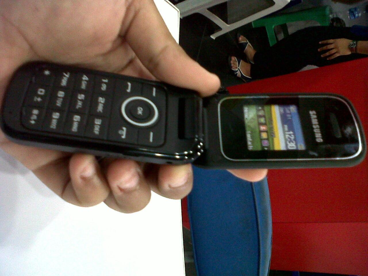 Samsung GT E-1195 - Baru - Mumer