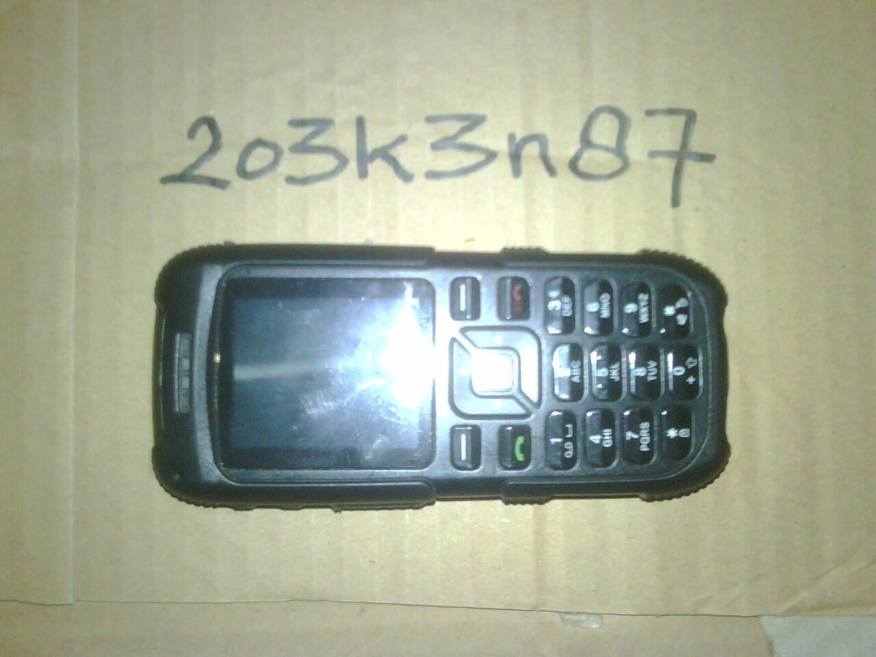 Sonim XP1 2nd MURAH