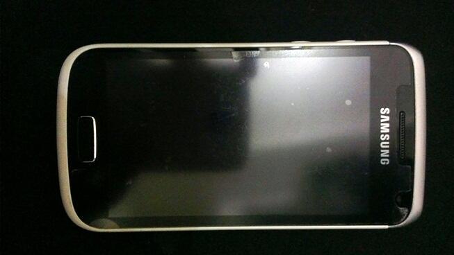Samsung Galaxy W I8150 apa adanya