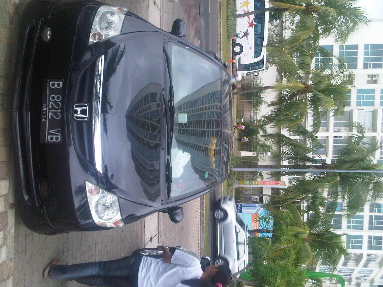 OVER KREDIT / JUAL CASH HONDA CITY BLACK 04 MANUAL IDSI CBU THAILAND