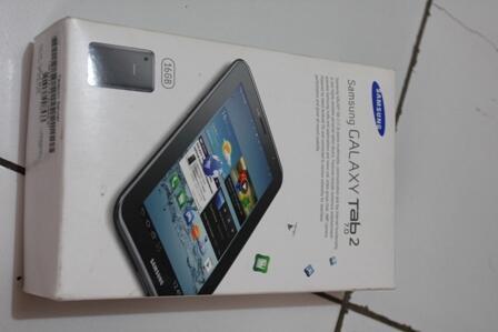 Galaxy TAB 2.0 SECOND