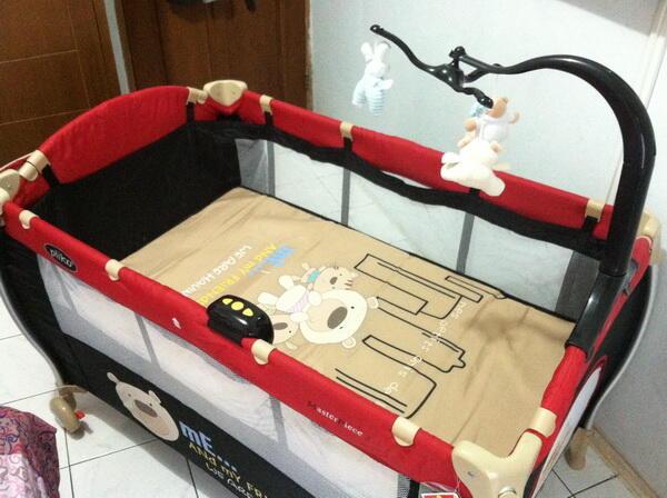 >>> [WTS] Box Baby Pliko 2nd Muyusss 99% Merah-Hitam <<<