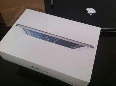 iPad Mini 64GB Hitam Black Second + Gratis Cover Asli iPad Mini