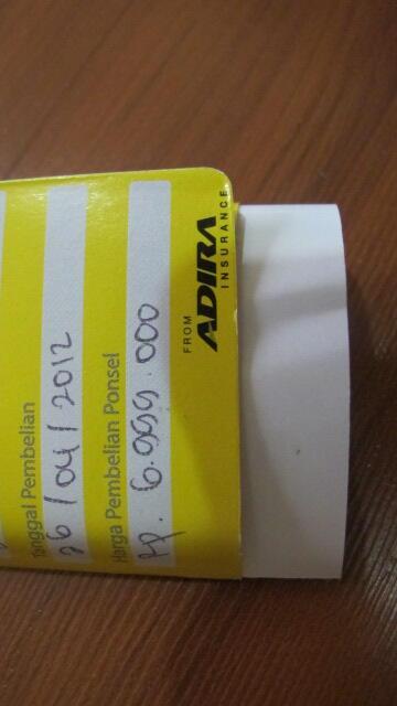 Jual sony xperia s dan samsung galaxy note (Bandung)