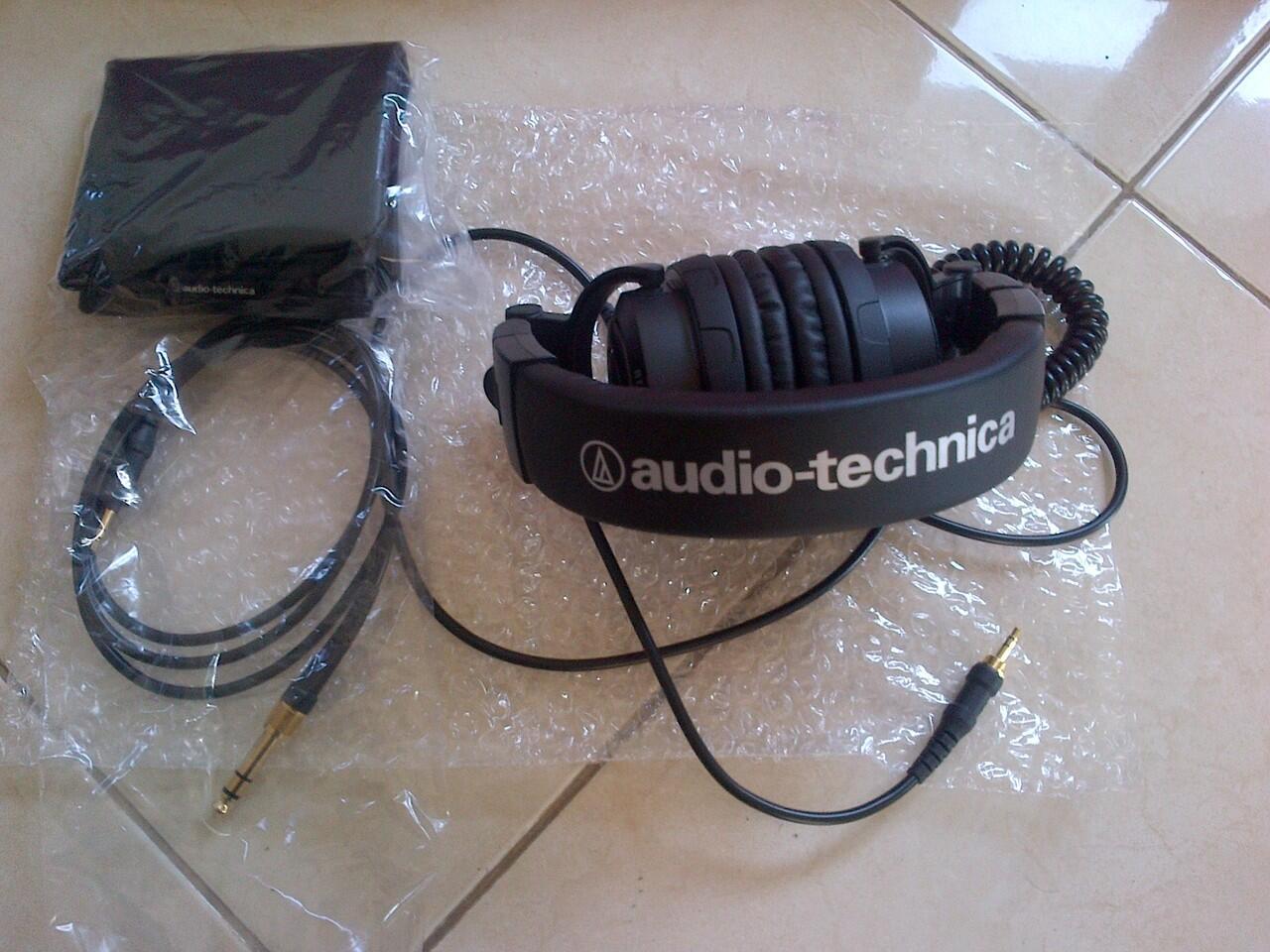 Jual audio technica ath pro 500 MK II