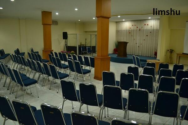 Disewakan Ruang Serba Guna / Multi Function Room Bekasi (Wedding, Seminar, dll)