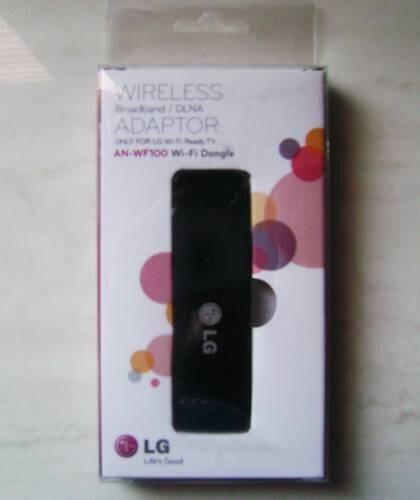 LG AN-WF100