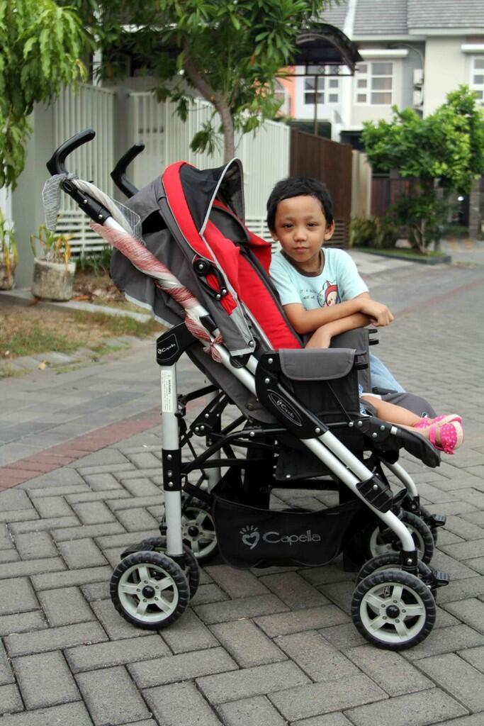 Capella Coco Latte Stroller
