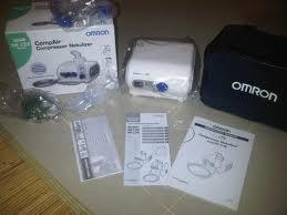 Ready Stock : Omron Nebulizer NEC - 28 & NEC 29