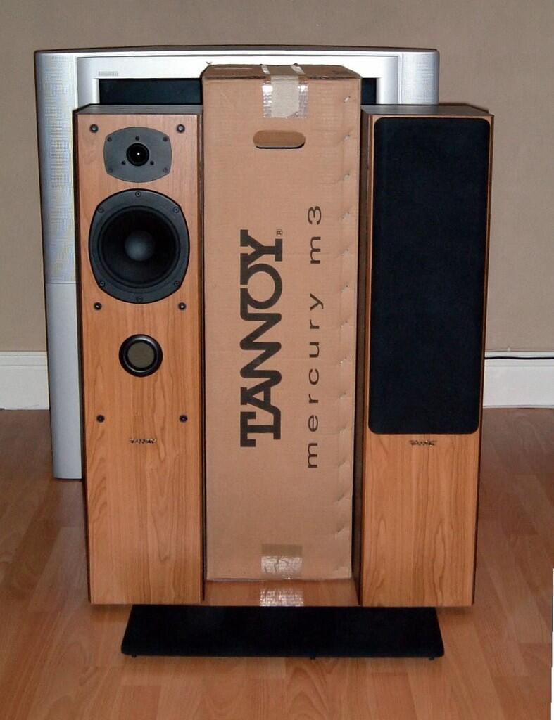 speaker floorstanding tannoy m3