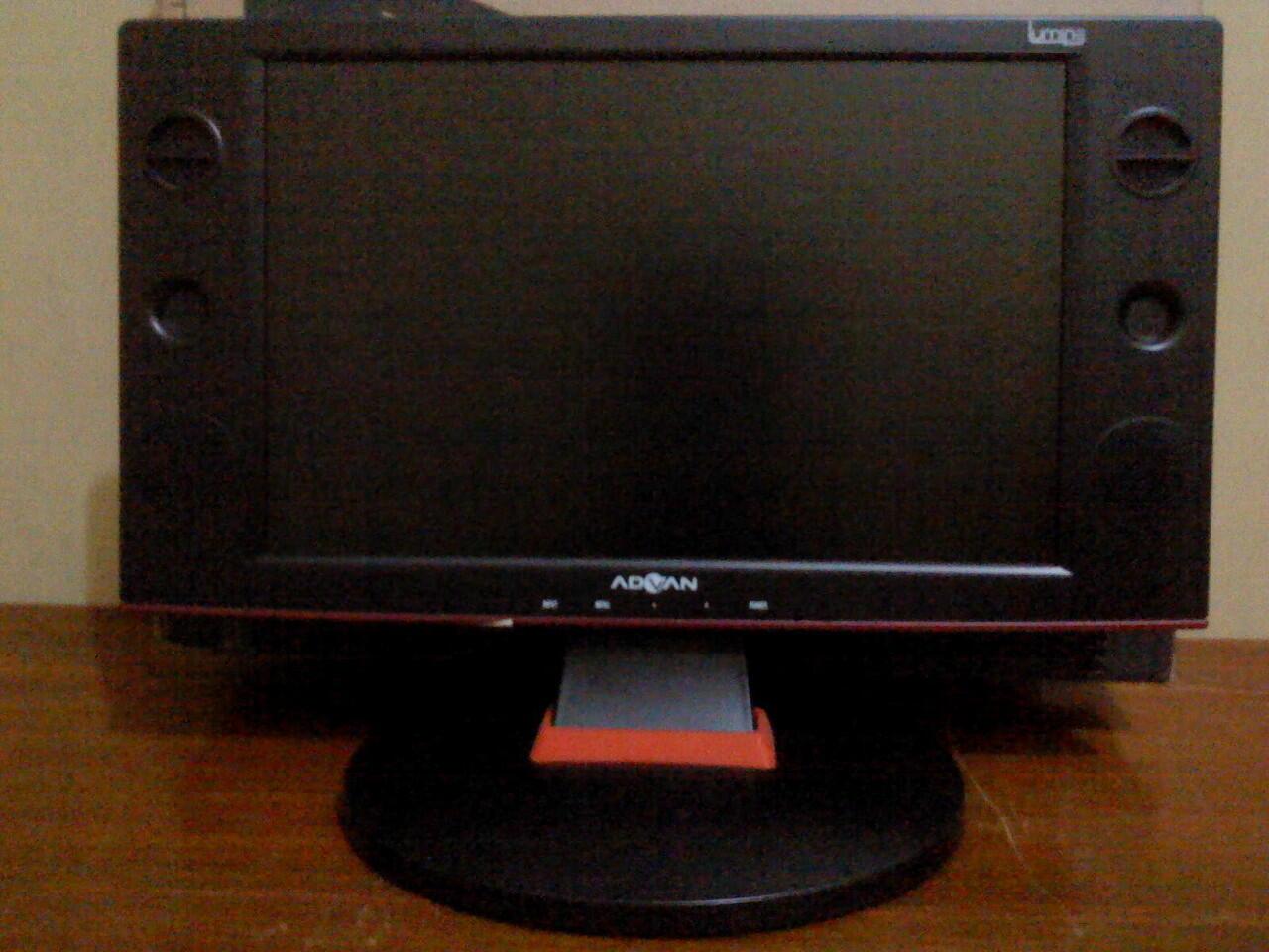Tv Monitor D512 32 H Ikedo Led Lt 24p1u1 24 Inch Advan 14