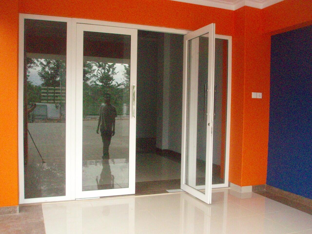 UPVC kusen,pintu dan jendela anti rayap