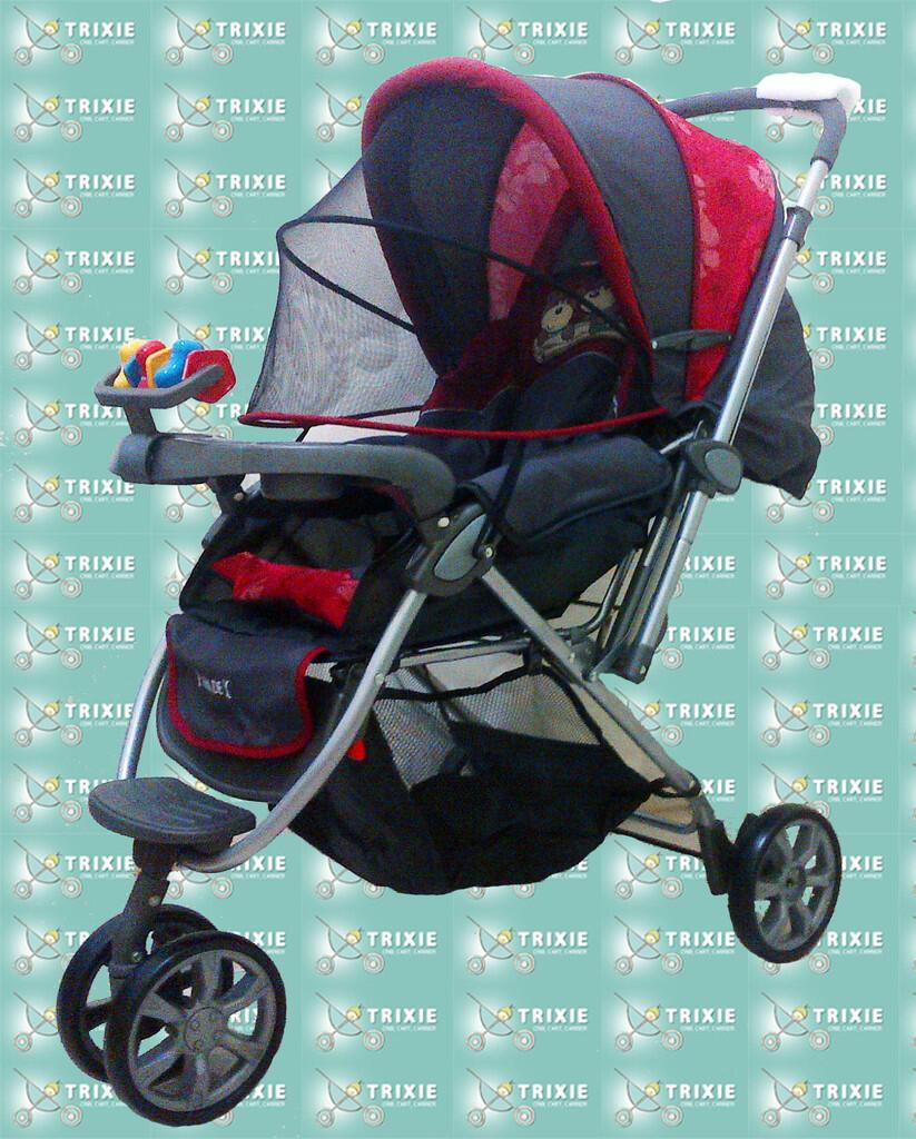 BABY STROLLER KERETA BAYI BABYDOES PARADE X Series