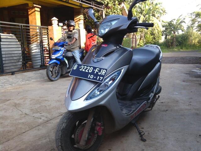 Jual Kymco Trend SR 2008 Bekasi