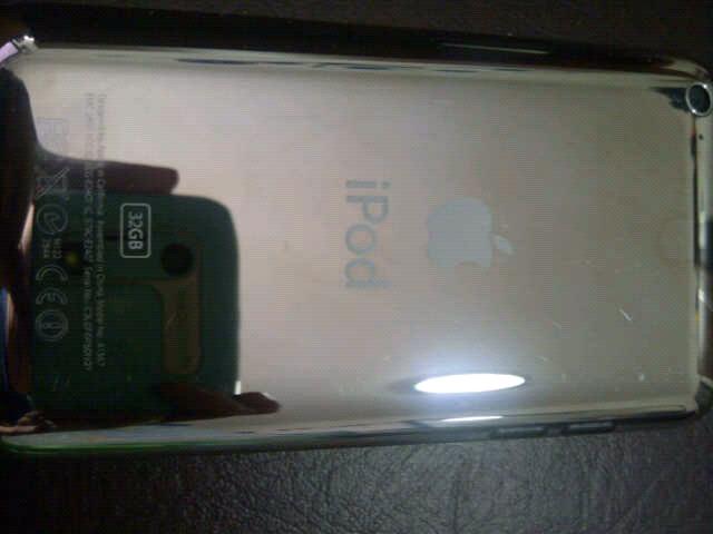WTS iPod touch 4th gen (jual cepat)