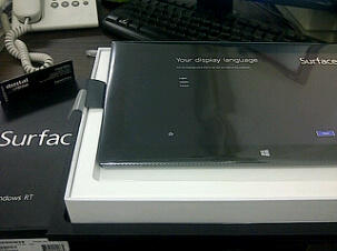 JUAL IPHONE 5 , SURFACE Win RT, MINI IPAD WARRANTY 1 YEAR INTERNASIONA