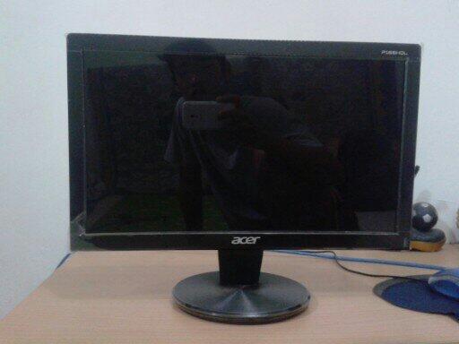 Jual LCD Monitor model p166HQL [Bandung ] selatan