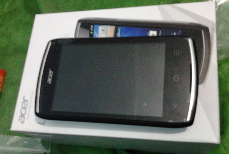 ACER SMARTPHONE ANDROID 1,2jt NEW - COD MALANG