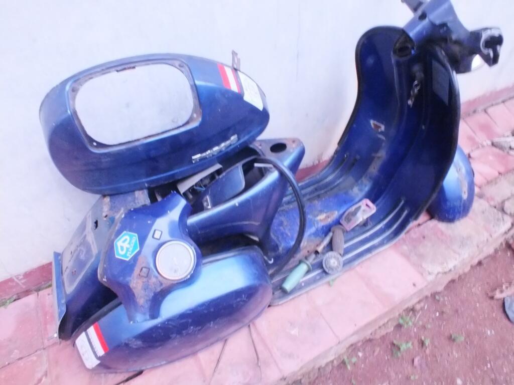 Body Vespa P 150 S Strada Murah