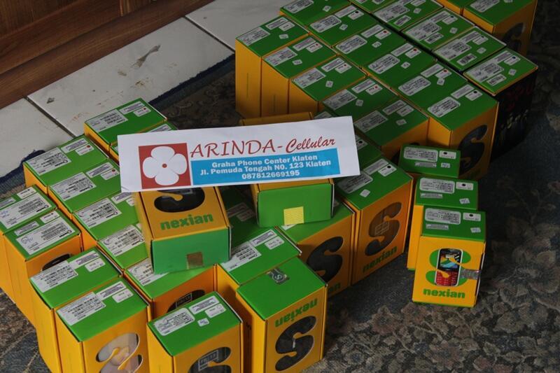Distributor Nexian, Satuan OK, Quantity OK, REKBER? WELCOME!