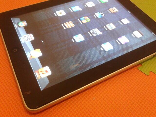 jual apple iPad 1 - 64gb wifi only