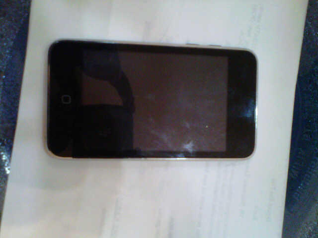 WTS IPOD Touch Gen 3 32GB Ex Cewe ane