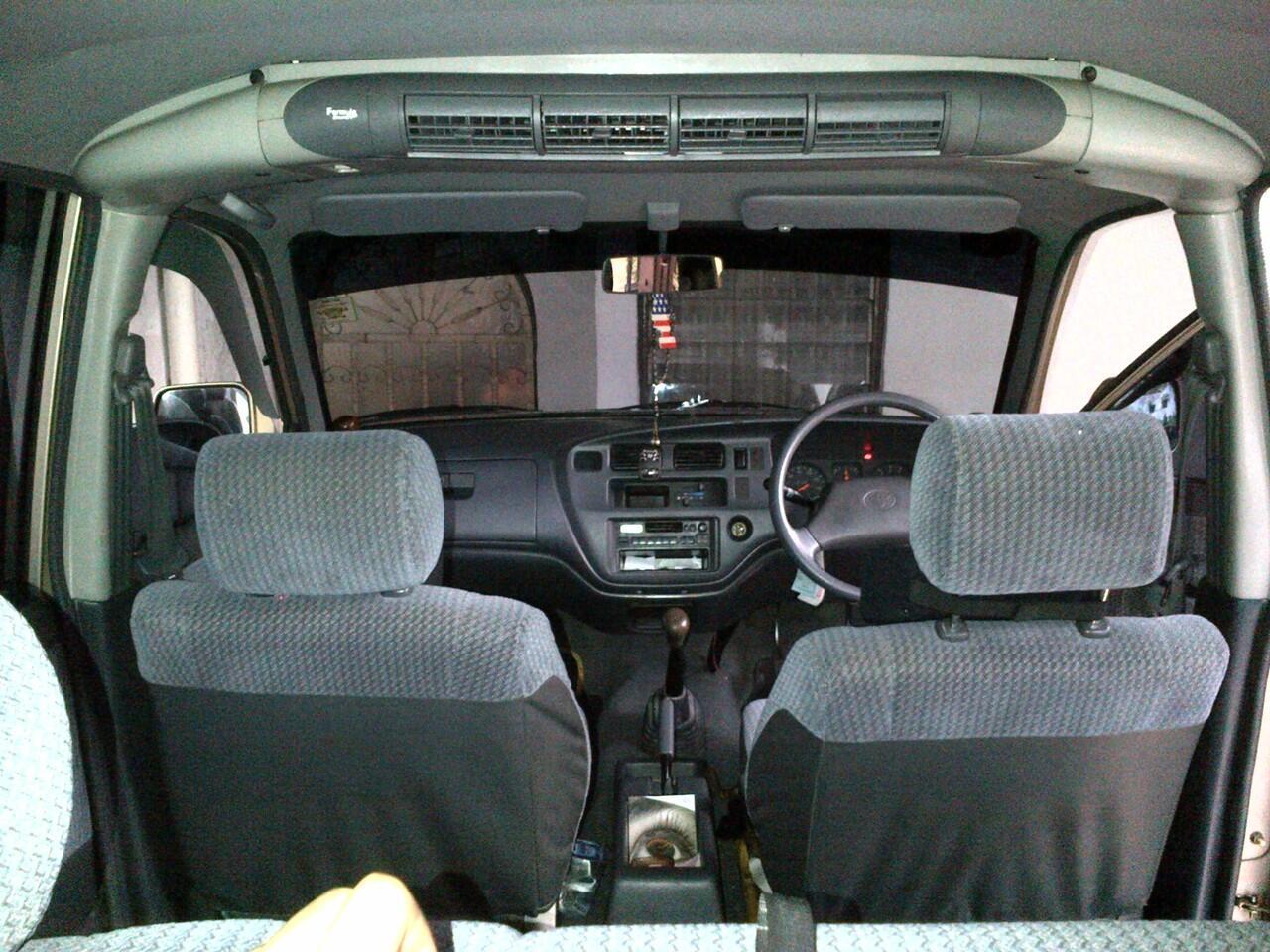Toyota kijang LSX fasilitas lgx