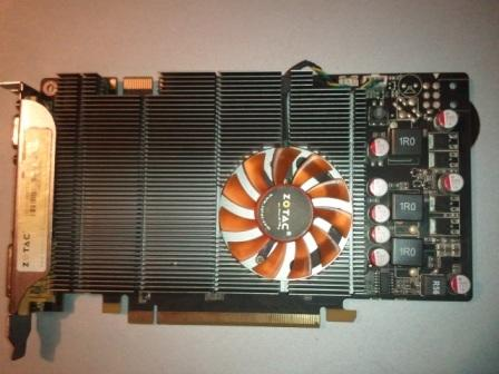 [WTS] Zotac Geforce 9800GT Eco 1Gb DDR3 256bit MASIH GARANSI