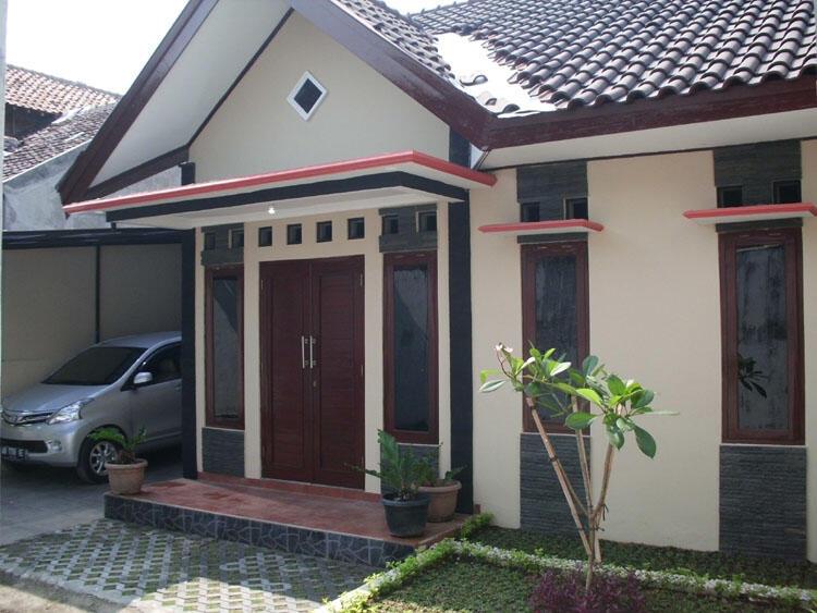 Rumah Daerah Kota Gede Baru 99,9%