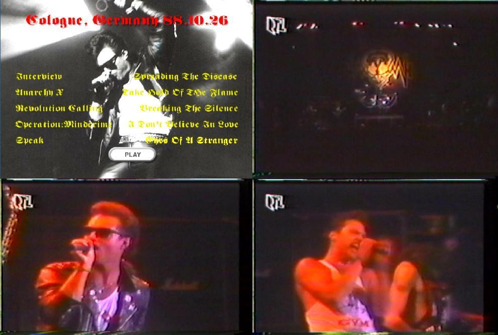 Terjual DVD Copy Music Rock & Metal Bootleg Concert | KASKUS