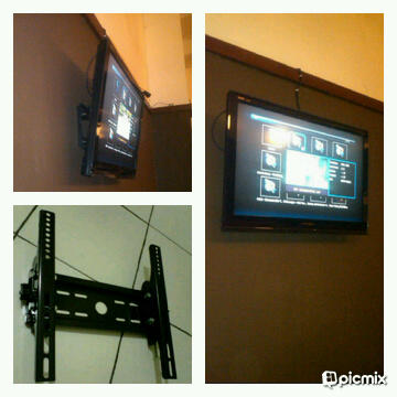Bracket TV LED dan LCD