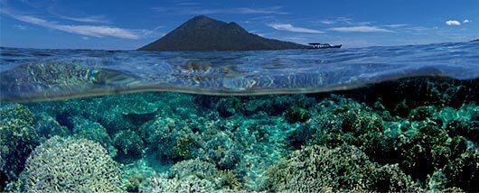 12 taman laut terindah di dunia