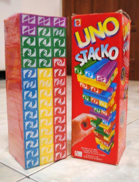JUAL PRODUK UNO STACKO UNO H20 UNO CARD