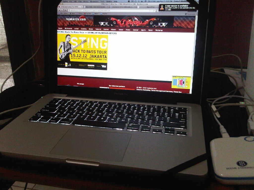 WTS MacBook Pro 7.1