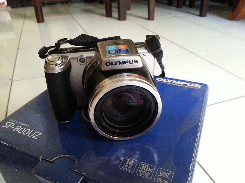 Jual Camera Olympus SP-800UZ