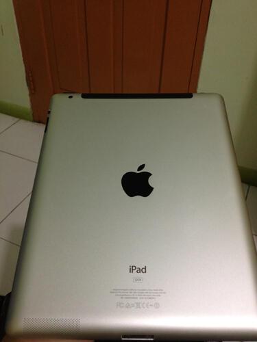 iPad 2 3G+Wifi 32GB Black Ex Grs International