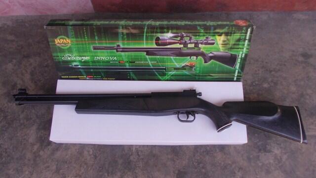 PUSAT SENAPAN ANGIN & AIRSOFT GUN SPRING MURAH